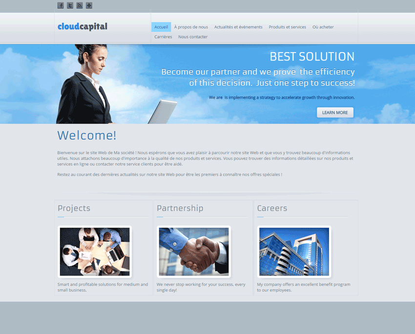 website template builder - 3
