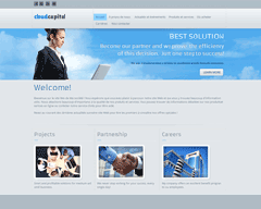 Template 4 Site Builder